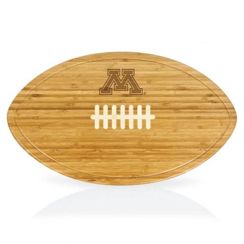 Minnesota Golden Gophers Kickoff Cutting Board