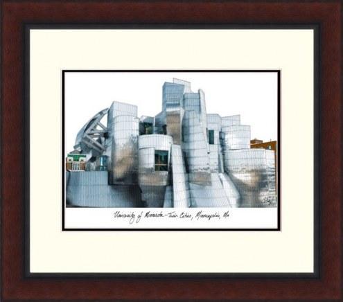 Minnesota Golden Gophers Legacy Alumnus Framed Lithograph