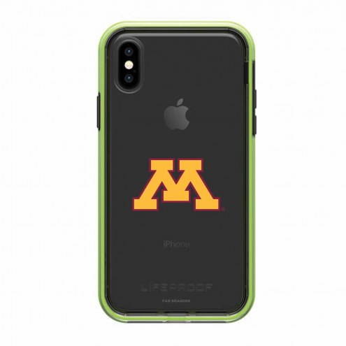 Minnesota Golden Gophers LifeProof iPhone X Slam Case