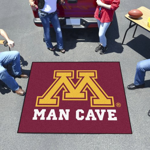 Minnesota Golden Gophers Man Cave Tailgate Mat