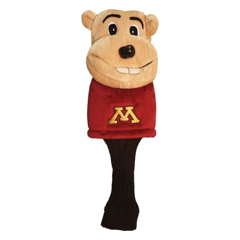 Minnesota Golden Gophers Mascot Golf Headcover