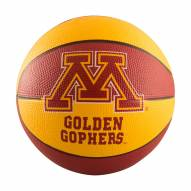 Minnesota Golden Gophers Mini Rubber Basketball