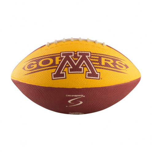 Minnesota Golden Gophers Mini Rubber Football