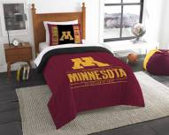 Minnesota Golden Gophers Modern Take Twin Comforter Set