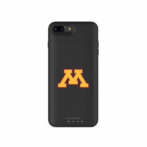 Minnesota Golden Gophers mophie iPhone 8 Plus/7 Plus Juice Pack Air Black Case