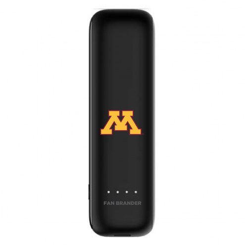 Minnesota Golden Gophers mophie Power Boost Mini Portable Battery