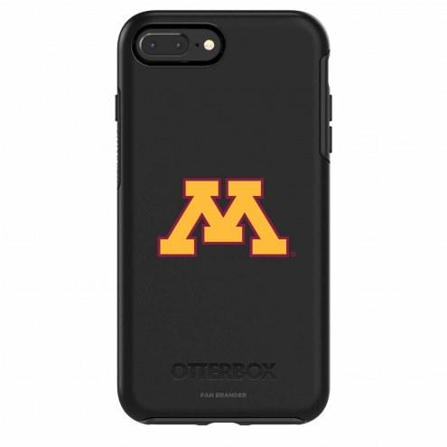 Minnesota Golden Gophers OtterBox iPhone 8/7 Symmetry Black Case