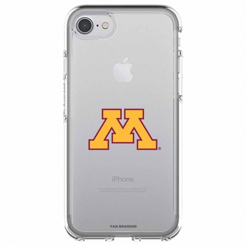 Minnesota Golden Gophers OtterBox iPhone 8/7 Symmetry Clear Case
