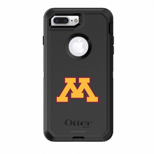 Minnesota Golden Gophers OtterBox iPhone 8 Plus/7 Plus Defender Black Case