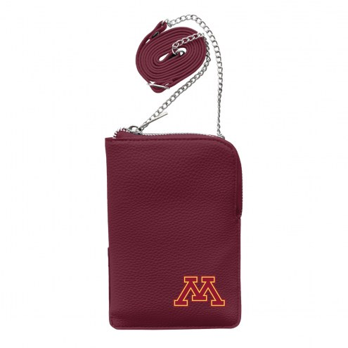 Minnesota Golden Gophers Pebble Smart Purse