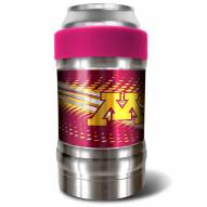 Minnesota Golden Gophers Pink 12 oz. Locker Vacuum Insulated Can Holder