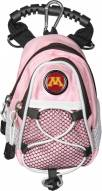 Minnesota Golden Gophers Pink Mini Day Pack