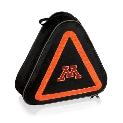 Minnesota Golden Gophers Roadside Emergency Kit