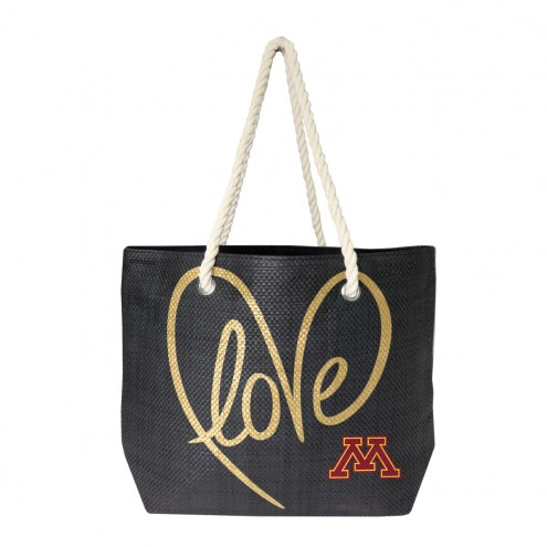 Minnesota Golden Gophers Rope Tote