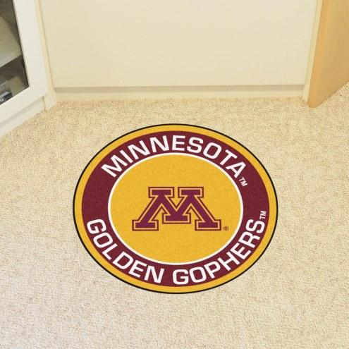 Minnesota Golden Gophers Rounded Mat