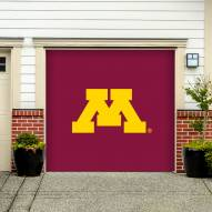 Minnesota Golden Gophers Single Garage Door Banner