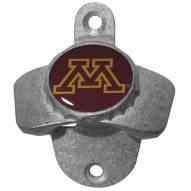 Minnesota Golden Gophers Wall Mounted Bottle Opener