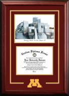 Minnesota Golden Gophers Spirit Graduate Diploma Frame