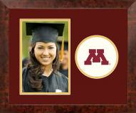 Minnesota Golden Gophers Spirit Vertical Photo Frame