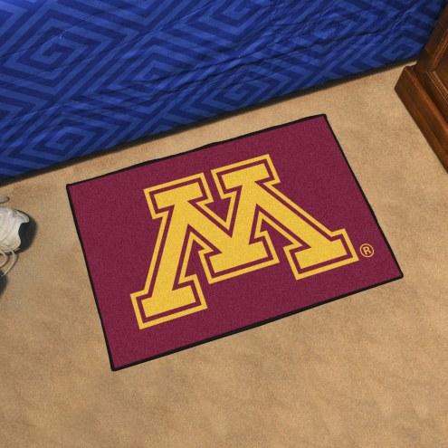 Minnesota Golden Gophers Starter Rug