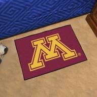 Minnesota Golden Gophers Starter Rug