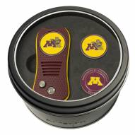 Minnesota Golden Gophers Switchfix Golf Divot Tool & Ball Markers
