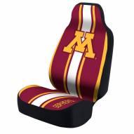 Minnesota Golden Gophers Universal Bucket Car Seat Cover