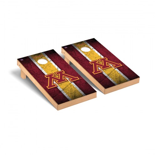 Minnesota Golden Gophers Vintage Cornhole Game Set