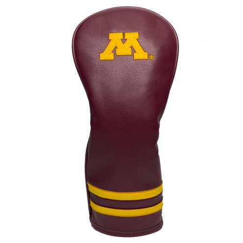 Minnesota Golden Gophers Vintage Golf Fairway Headcover
