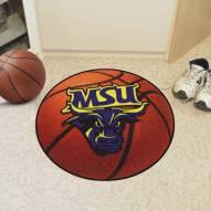Minnesota State Mavericks Basketball Mat