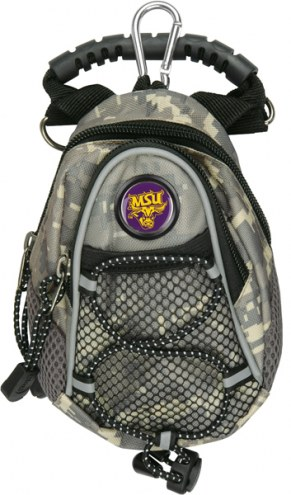 Minnesota State Mavericks Camo Mini Day Pack