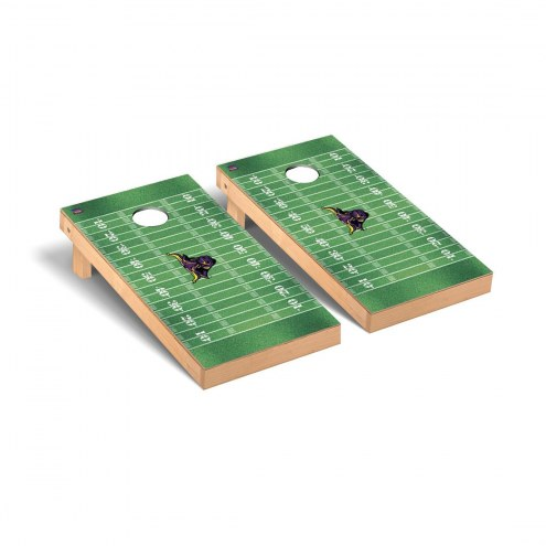 Minnesota State Mavericks Football Field Cornhole Game Set
