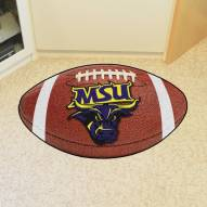 Minnesota State Mavericks Football Floor Mat