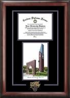 Minnesota State Mavericks Spirit Diploma Frame with Campus Image