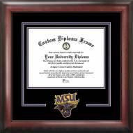 Minnesota State Mavericks Spirit Diploma Frame
