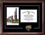 Minnesota State Mavericks Spirit Graduate Diploma Frame