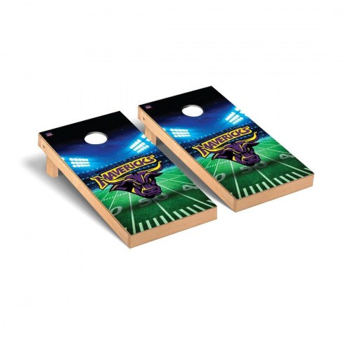 Minnesota State Mavericks Stadium Cornhole Game Set
