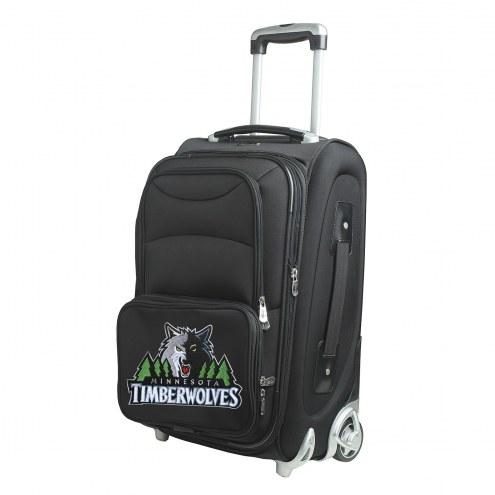"Minnesota Timberwolves 21"" Carry-On Luggage"
