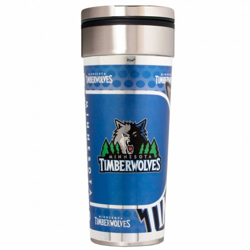 Minnesota Timberwolves 22 oz. Hi Def Travel Tumbler