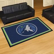 Minnesota Timberwolves 5' x 8' Area Rug