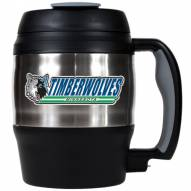 Minnesota Timberwolves 52 oz. Stainless Steel Travel Mug