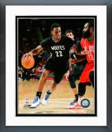 Minnesota Timberwolves Andrew Wiggins 2014-15 Action Framed Photo