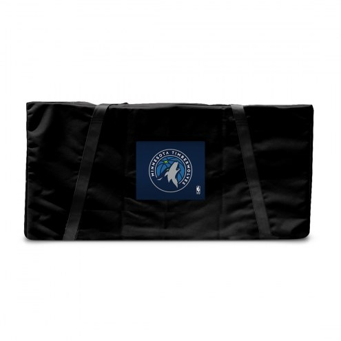 Minnesota Timberwolves Cornhole Carrying Case
