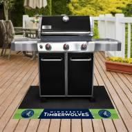 Minnesota Timberwolves Grill Mat