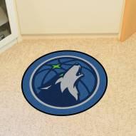 Minnesota Timberwolves Mascot Mat