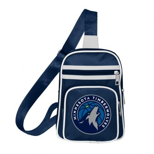 Minnesota Timberwolves Mini Cross Sling Bag
