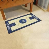 Minnesota Timberwolves NBA Court Large Runner