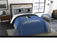 Minnesota Timberwolves Reverse Slam Full/Queen Comforter Set