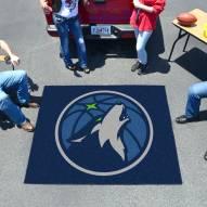 Minnesota Timberwolves Tailgate Mat