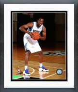 Minnesota Timberwolves Thaddeus Young Posed Framed Photo